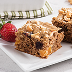 Fruit and Oatmeal Breakfast Bars